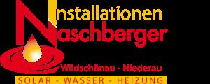 Installationen - Installateur 🚿 🛀 🚽 Naschberger